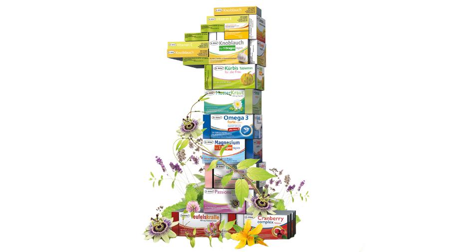 Dr. Böhm® - Die Nummer 1 in der Apotheke - pflanzliche Arzneimittel - Nahrungsergänzungsmittel