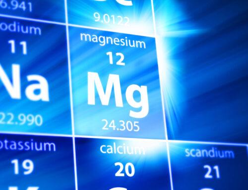 Organisches oder anorganisches Magnesium