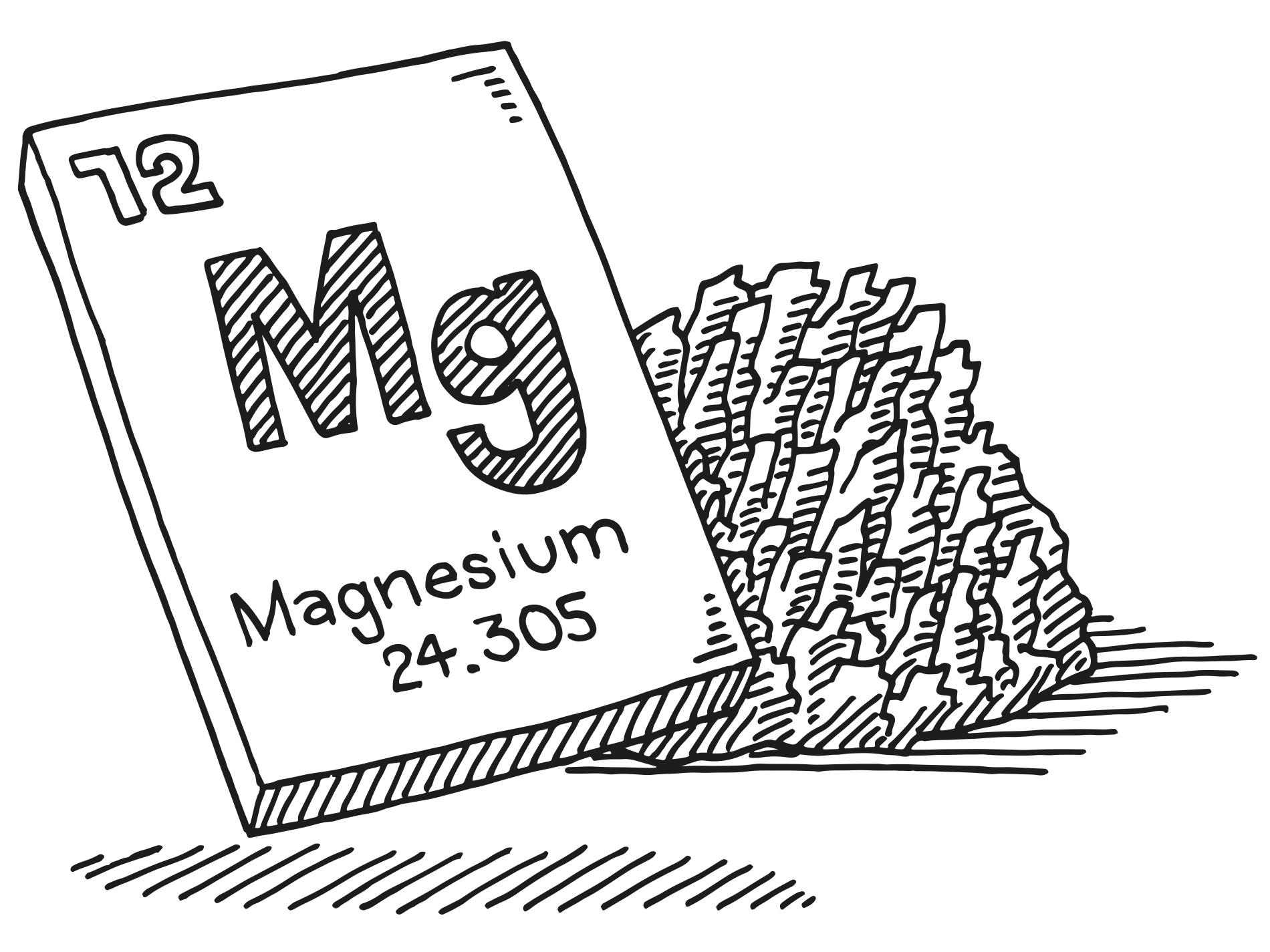 Magnesiummangel trotz hoher Magnesiumwerte im Blut?